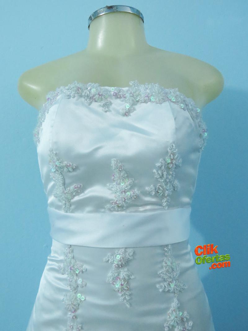 Vestido de Noiva Wendy