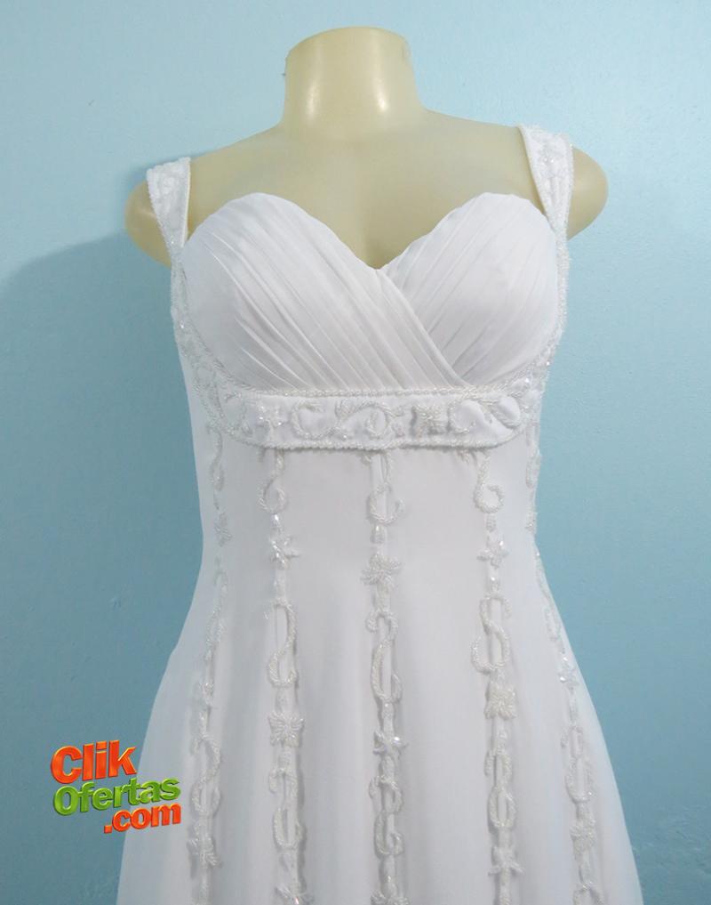 Vestido de Noiva Fabrízia