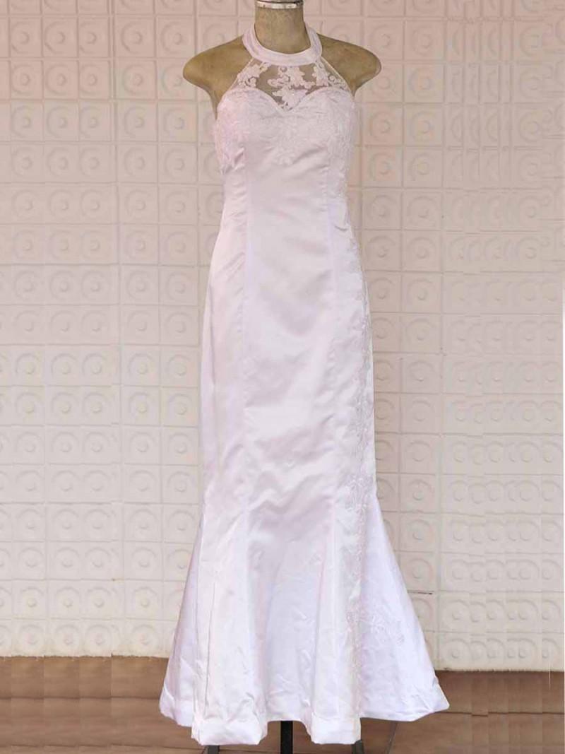 Vestido Casamento Civil Claudia