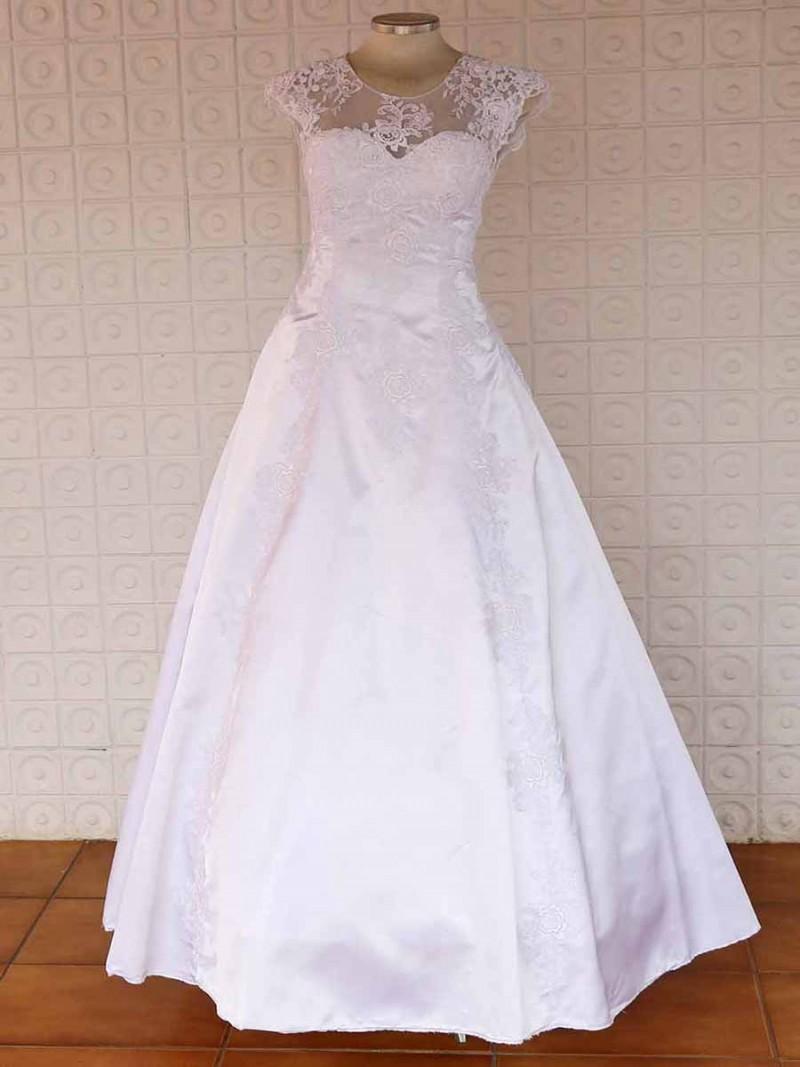 Vestido de Noiva Raquel
