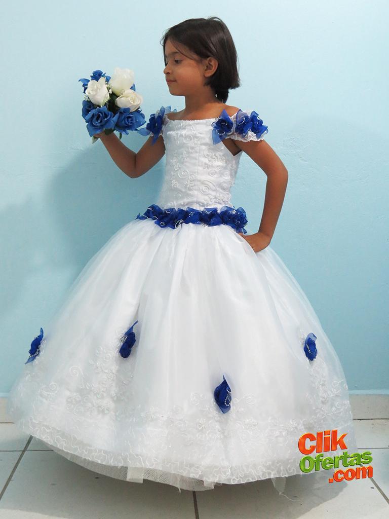 Vestido De Daminha de Honra - Jaqueline