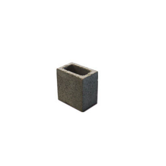 1/2 Bloco de concreto 11,5x19x19