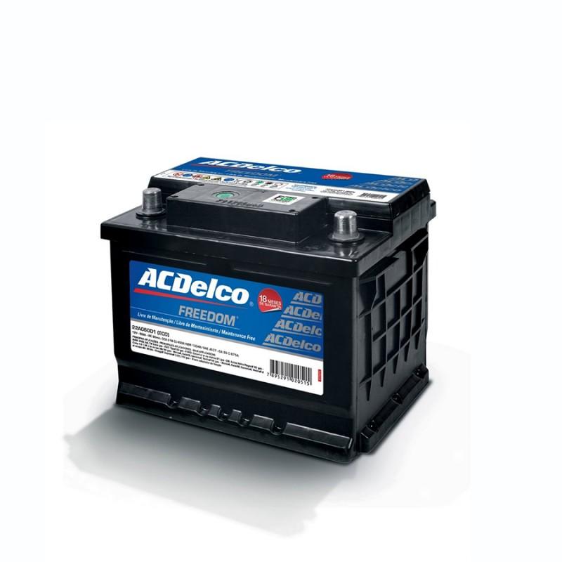 Bateria para Carro Acdelco 60d