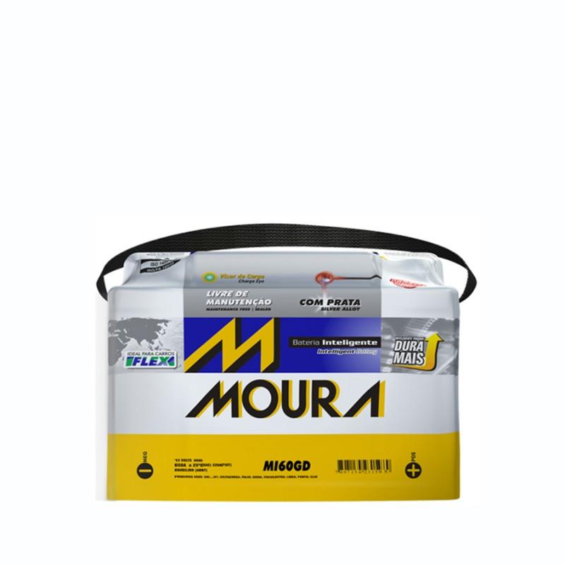 Bateria para Carro Moura MI60GD