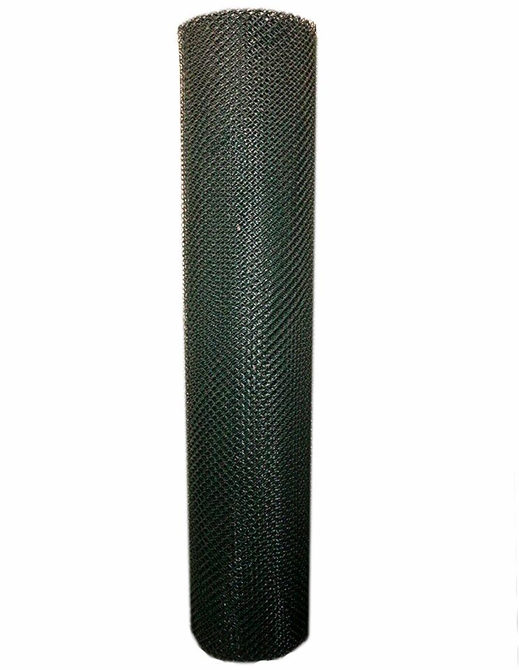 Tela para Alambrado Revestida em PVC Malha 10