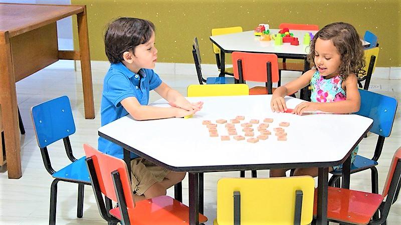 Sala Infantil 2 - De 2 a 3 anos