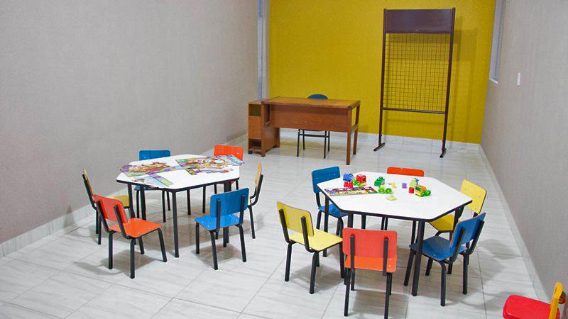 Sala Infantil 3 - De 3 a 4 anos