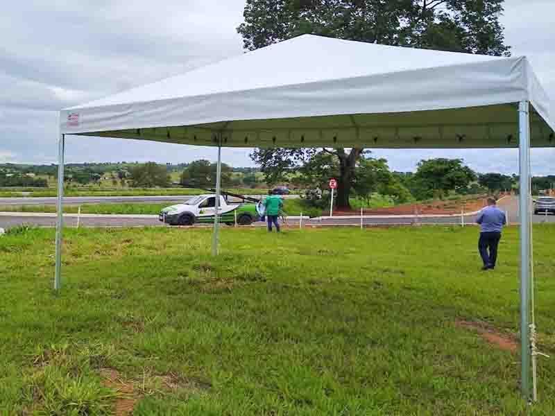 Tenda Sob Medida 10 x 4