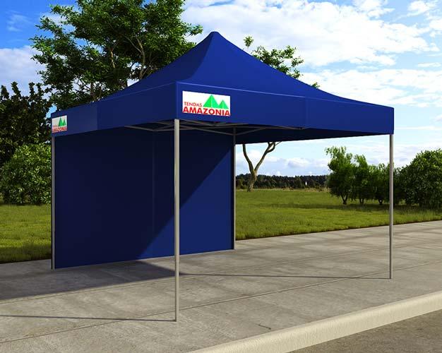 Tenda Sanfonada Nylon 2x2