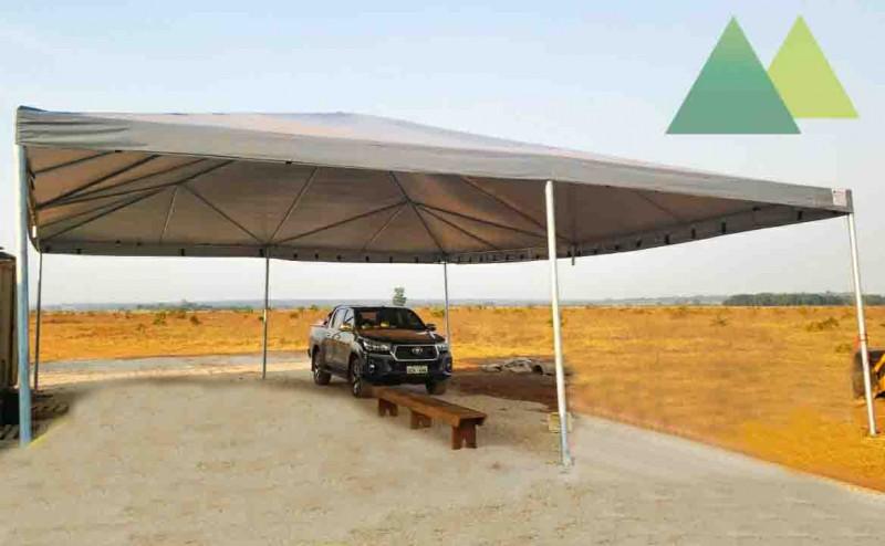 Tenda Piramidal Sob Medida 12 x 10