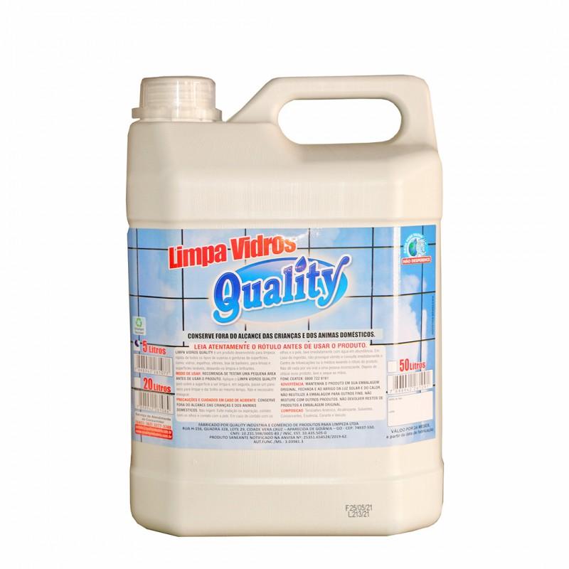 Limpa Vidros - Quality
