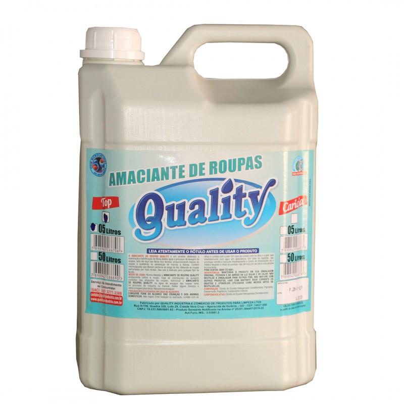 Amaciante de Roupas - Quality