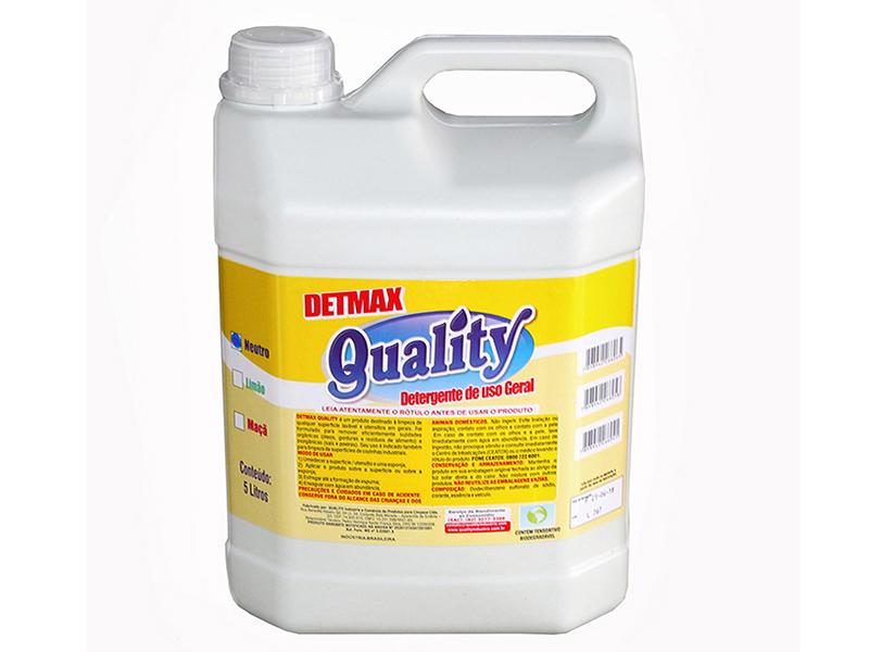 Detmax Detergente Uso Geral - Quality