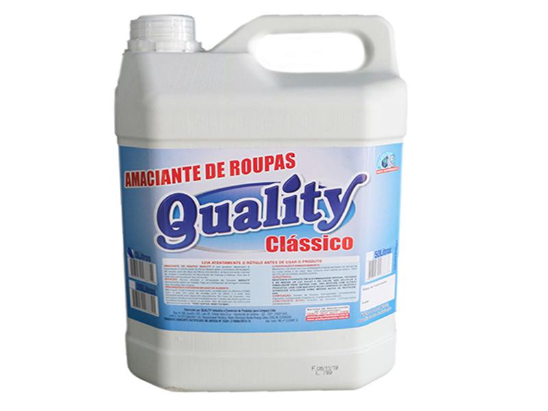 Amaciante de Roupa - Quality