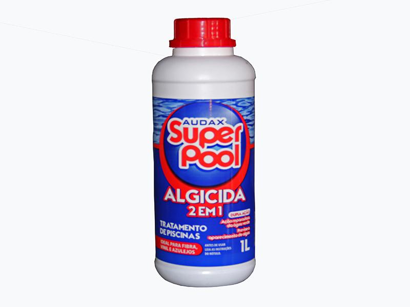 Algicida - Audax - Super Pool