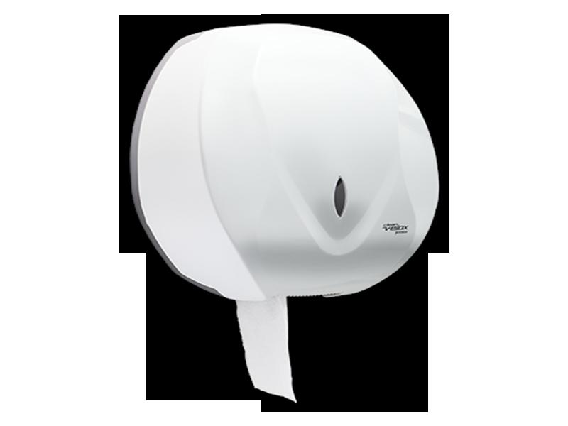 Dispenser para Papel Higiênico tipo rolão (300/500m)