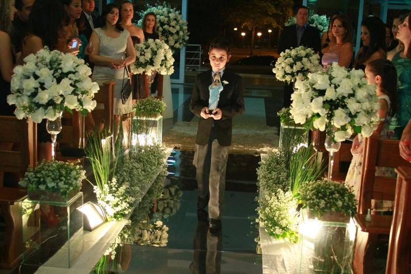 Casamento Larissa S�o Jo�o Evangelista e Master Hall