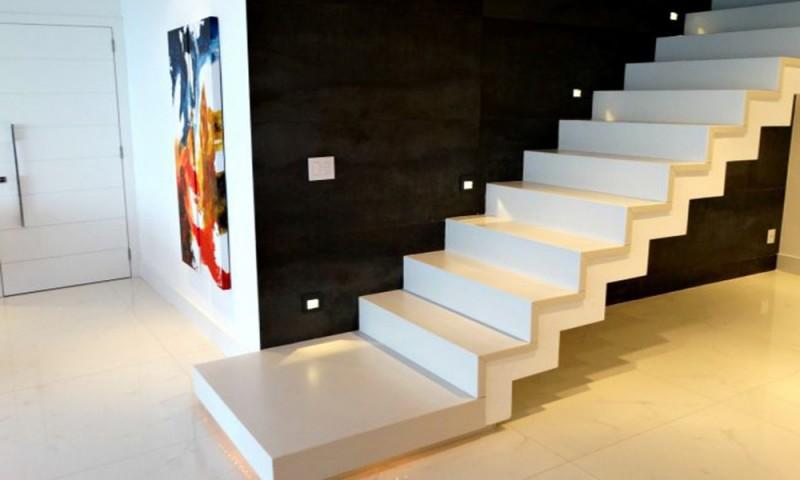 Escadas de Isopor