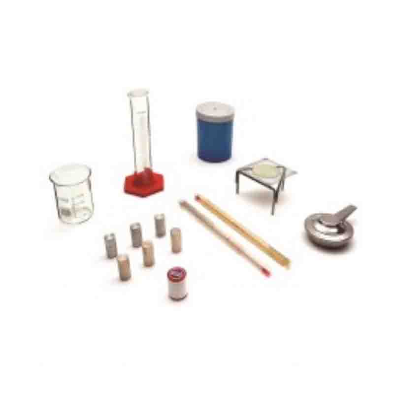 Conjunto de Calorimetria e Termometria (basic)