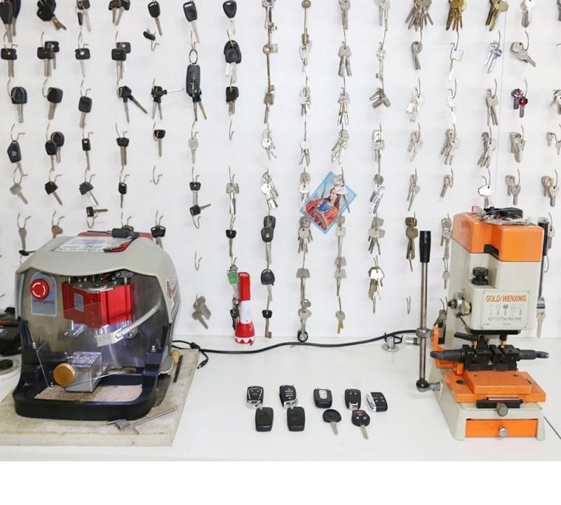 Fabricação e Cópia de Chaves Automotivas