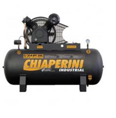 Compressor Pistão Chiaperini CJ 20+APV 200 Litros 175 Libras Sem Motor
