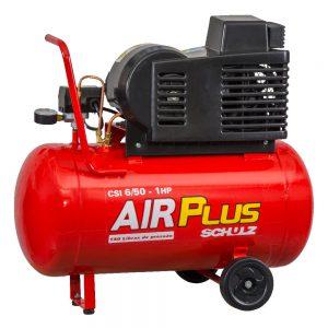 Compressor de Pistão Schulz Air Plus CSI-6-50