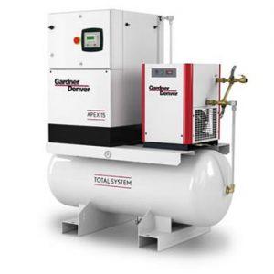 Compressor Parafuso Série Apex