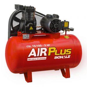 Compressor de Pistão Schulz Air Plus CSL-15-100