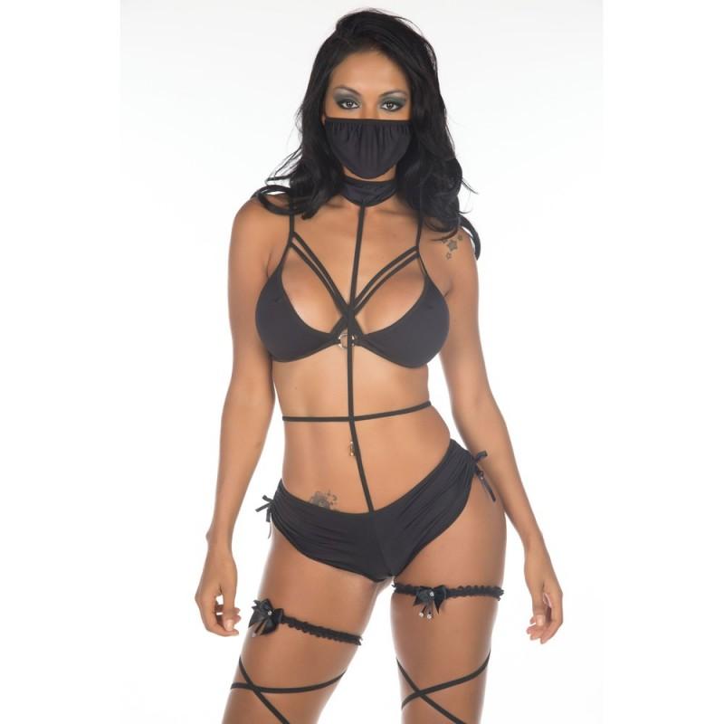 Fantasia Erótica Ninja Star
