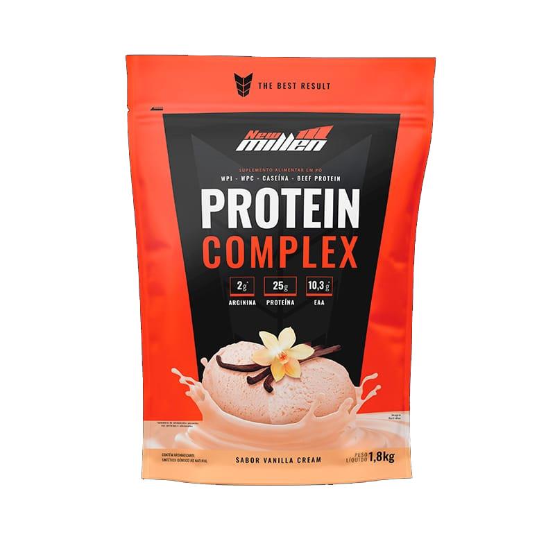 Proteína Blend - Protein Complex New Millen
