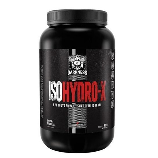 Proteína Hidrolisada - IsoHydro X 900g Darkness