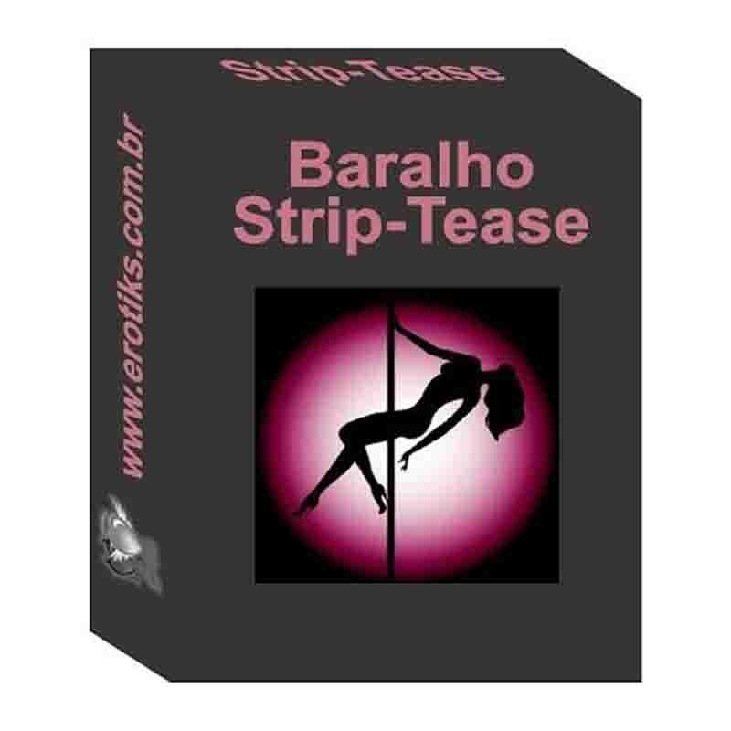 Baralho Streep-Tease - Mini