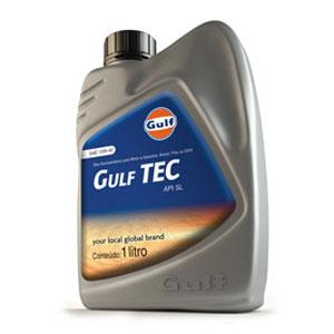 Óleo para motor Gulf Tec 10W-40 Semi Sintetico