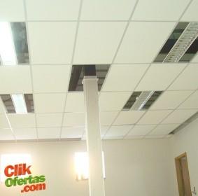 Forros e colunas em drywall